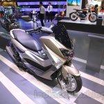 Yamaha NMAX 125 front quarter at 2015 Tokyo Motor Show