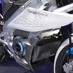 Yamaha PES2 engine at the 2015 Tokyo Motor Show