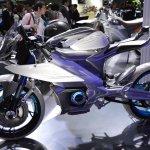 Yamaha PES2 side at the 2015 Tokyo Motor Show