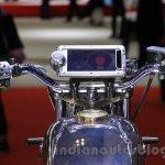 Yamaha Resonator125 cluster at 2015 Tokyo Motor Show