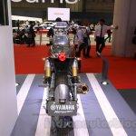 Yamaha Resonator125 rear at 2015 Tokyo Motor Show