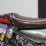 Yamaha Resonator125 seats at 2015 Tokyo Motor Show