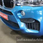 2015 BMW X6 M air intakes first drive review