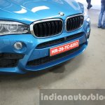 2015 BMW X6 M front end first drive review