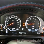 2015 BMW X6 M instrument cluster first drive review