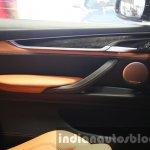 2015 BMW X6 M passenger door panel first drive review