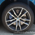 2015 BMW X6 M rim first drive review