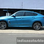 2015 BMW X6 M side first drive review