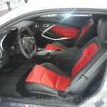 2016 Chevrolet Camaro front cabin at the 2015 Dubai Motor Show