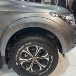 2016 Fiat Fullback Double Cab wheel at the 2015 Dubai Motor Show