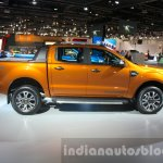 2016 Ford Ranger Wildtrak side at the 2015 Dubai Motor Show