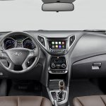 2016 Hyundai HB20X crossover (facelift) interior launched in Brazil
