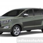 2016 Toyota Innova Alumina Jade press images