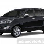 2016 Toyota Innova Attitude Black press images