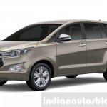 2016 Toyota Innova Avant Garde Bronze press images