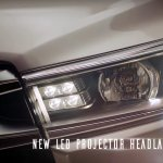 2016 Toyota Innova LED headlight video