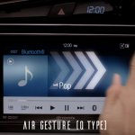 2016 Toyota Innova air gesture video
