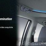 2016 Toyota Innova ambient lighting press images