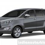 2016 Toyota Innova dark Gray Mica press images