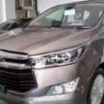 2016 Toyota Innova front dealer spied