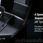 2016 Toyota Innova gearbox press images