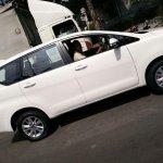 2016 Toyota Innova side dealer spied
