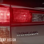 2016 Toyota Innova taillight video
