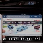 2016 Toyota Innova web browser video
