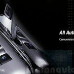 2016 Toyota Innova window controls press images