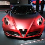 Alfa Romeo 4C front by Garage Italia Customs at DIMS 2015