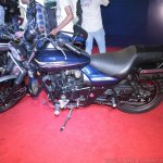 Bajaj Avenger 150 Street left side at APS 2015
