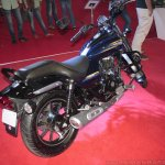 Bajaj Avenger 150 Street rear quarter at APS 2015