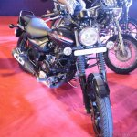 Bajaj Avenger 220 Street front at APS 2015