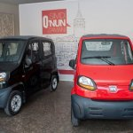 Bajaj Qute red and black launched in Turkey