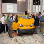 Bajaj Qute yellow launched in Turkey