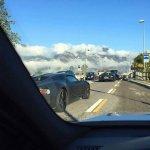 Bugatti Chiron rear three quarter spied