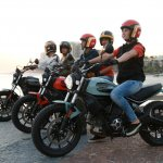Ducati Scrambler Sixty2 at EICMA 2015