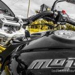Mahindra Mojo black badge review