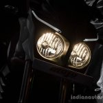 Mahindra Mojo headlamp wallpaper review