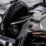 Mahindra Mojo white LED DRL review