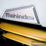 Mahindra logo on Mojo