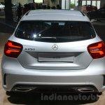 Mercedes A Class facelift rear at DIMS 2015