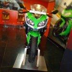 New livery for Kawasaki Ninja 300 front India