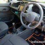 Renault Kwid interior review