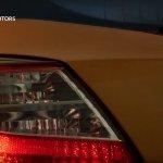 Tata Kite taillight  teased