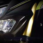 Yamaha M-Slaz MT-15 LED head lamp teased