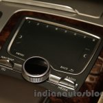 2016 Audi Q7 MMI touchpad launched in India