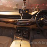 2016 Audi Q7 dashboard (1) launched in India