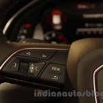 2016 Audi Q7 left steering spoke launched in India