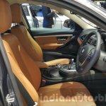 2016 BMW 3 Series driver cabin far  at 2015 Thai Motor Expo